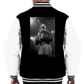 Mary J Blige Madison Square Garden 1995 mænds Varsity jakke