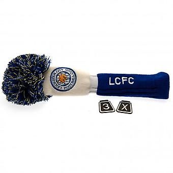Leicester City Headcover Pompom (Fairway)