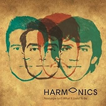 Harmonics - Nostalgia Isn't What It Used to Be [Vinyl] USA import