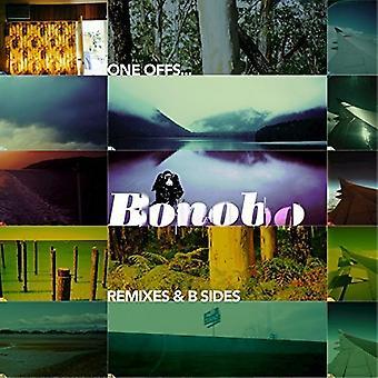 Bonobo - en Offs Remixes & B sider [CD] USA importerer