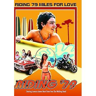 Ridning 79 [DVD] USA importerer