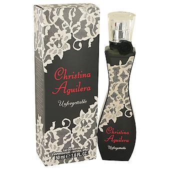 Christina Aguilera uforglemmelig Eau de Parfum 50ml EDP Spray