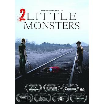 2 Little Monsters [DVD] USA import