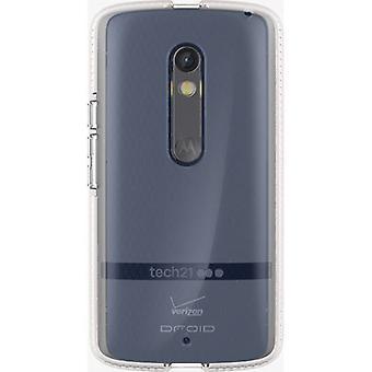 Tech21 Evo Shell sag for Motorola Droid Maxx 2 - klar/hvid