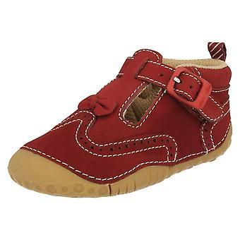 Zapatos de las muchachas Startrite Pre t Walker mayo