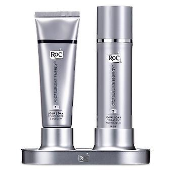 Roc Sublime Energy Day 2x30ml (Cosmetics , Facial , Creams with treatment)