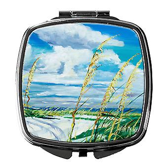 Carolines Treasures  JMK1271SCM Sea Oats Compact Mirror