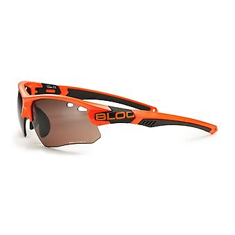 Bloc Titan X6326 lunettes de soleil - Orange vermillon