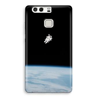 Huawei P9 Full Print Case - Alone in Space