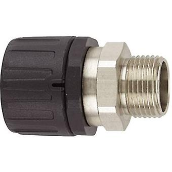 HG-SM Straight Swivel External Thread, IP66 HG16-SM-PG9 166-21310 Hellermann Tyton
