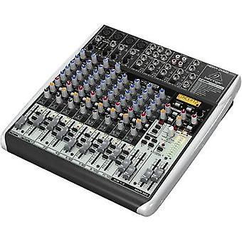 Mixing console Behringer XENYX QX1622USB No. of channels:12 USB