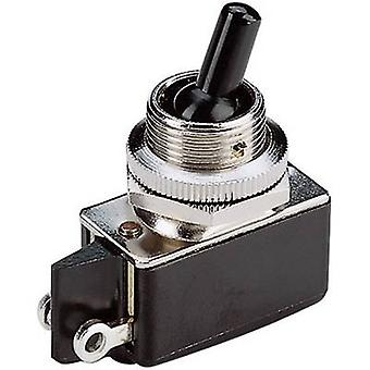 Toggle switch 250 V AC 2 A 1 x On/On Marquardt 010
