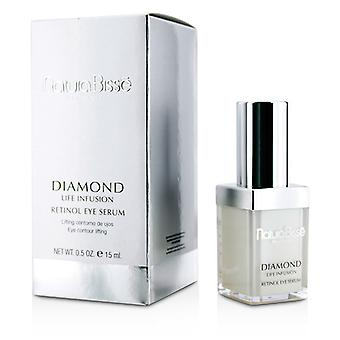 Natura Bisse Diamond Life Infusion rétinol des yeux sérum 15ml/0,5 oz