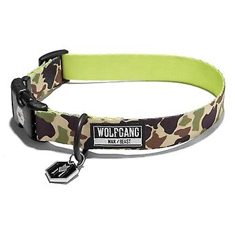Wolfgang Collar Duck Lime Small