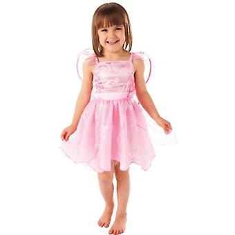 Amscan Pink Fairy Child Costume (Babies and Children , Costumes)