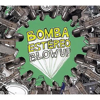 Bomba Estereo - Blow Up [CD] USA import