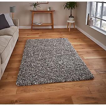 Vista - tavallinen 3547 hopea suorakulmio mattoja tavallinen/lähes pelkkää matot