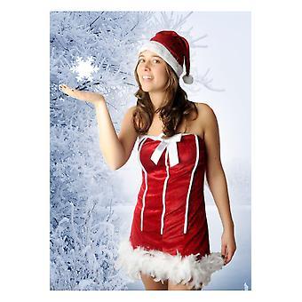 Costumes de femmes fille femmes Noël Jingle Sexy