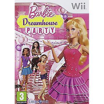 Barbie Dreamhouse Party (Nintendo Wii)