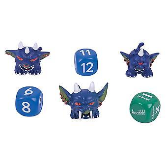 ZooBooKoo Dude dadi punteggio alto - livello 3 - Set di giochi di matematica mentale