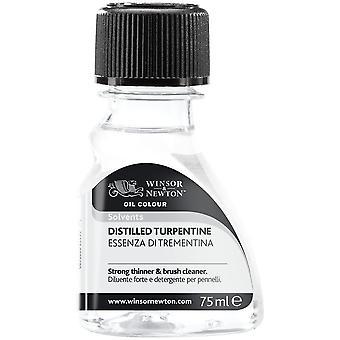 Winsor & Newton destillerat terpentin 75ml