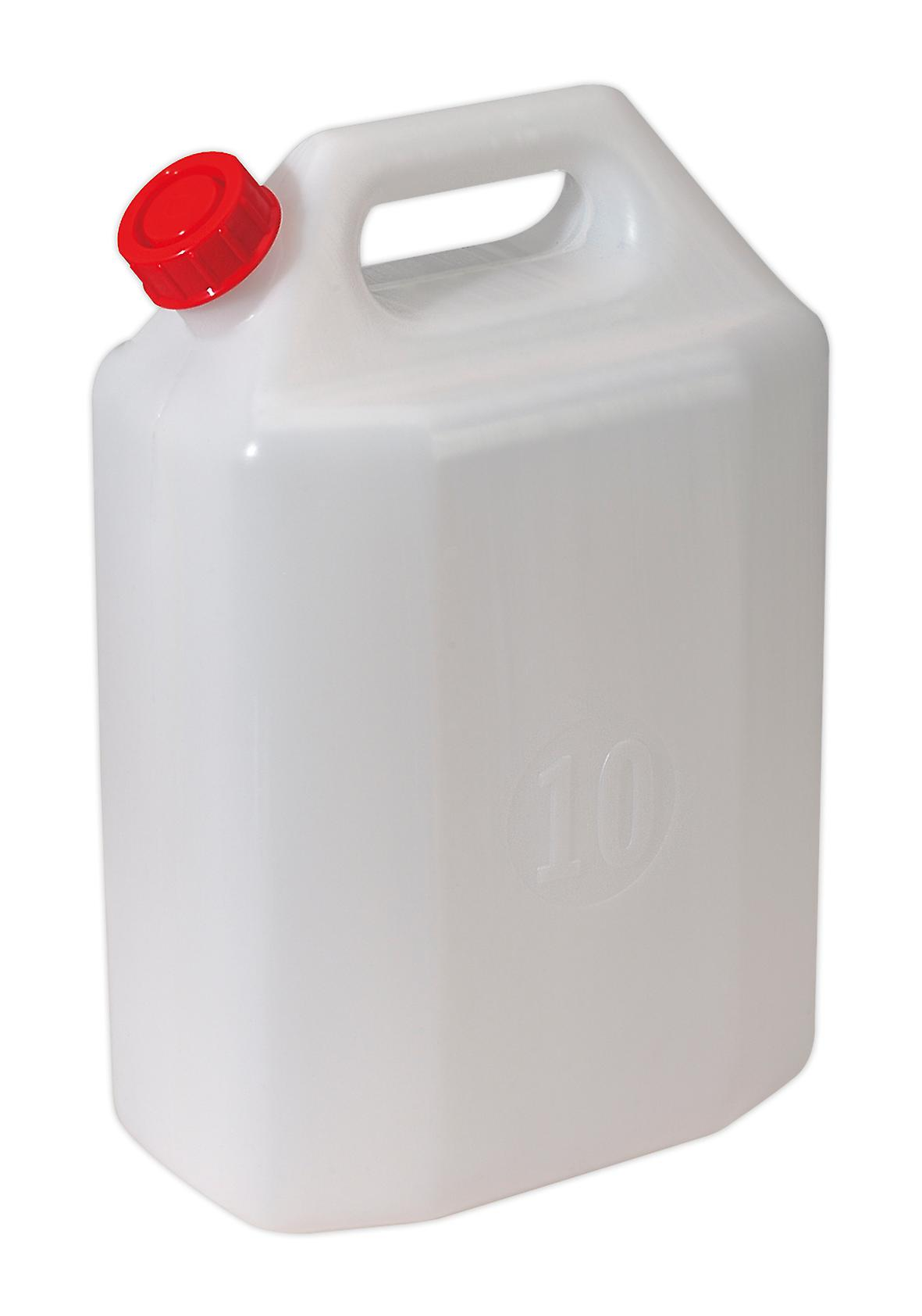 Sealey Wc10 Water Container 10Ltr