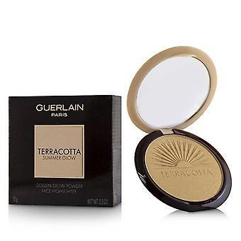 Guerlain Terracotta Summer Glow Highlighter Gesichtspuder - # Golden Glow - 10g/0,3 oz