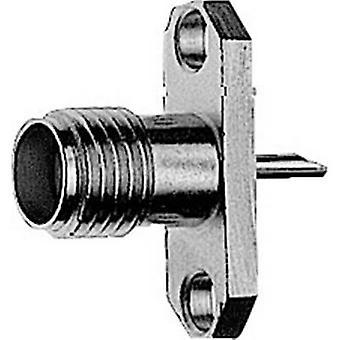 SMA-Stecker Buchse 50 Ω Telegärtner J01151A0149 1 PC Hülse