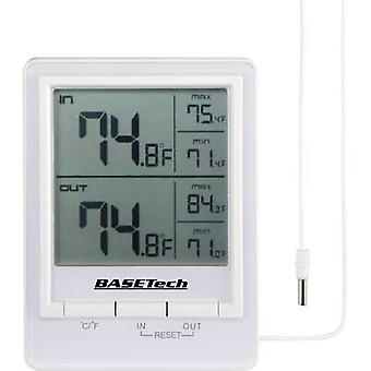 Basetech Corded thermometer White