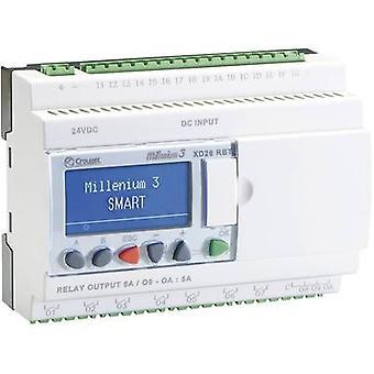 Regulador del PLC Crouzet XD26RBT 24V SMART 88974561 24 Vdc