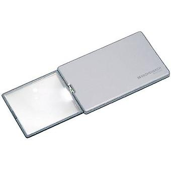 Handheld magnifier incl. LED lighting Magnification: 3 x Eschenbach Easy Pocket 152111