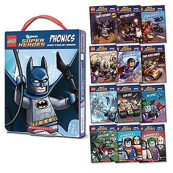 LEGO DC Super Heroes Phonics Box Set