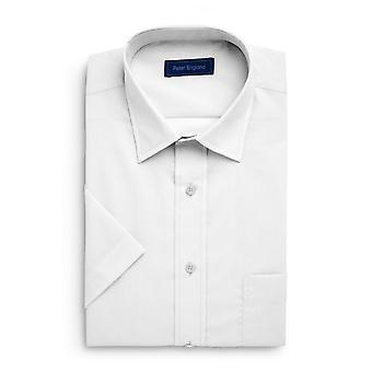 Peter England Herren Baumwoll Rich Long Sleeve Shirt