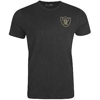 New era Camo shirt - NFL Oakland Raiders Black