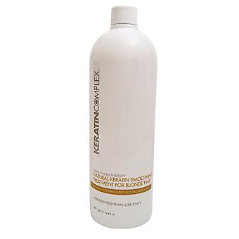 Keratin Complex Smoothing Treatment Blonde 33.8 oz