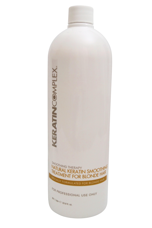 Keratin Complex Smoothing Treatment Blonde 33.8 oz