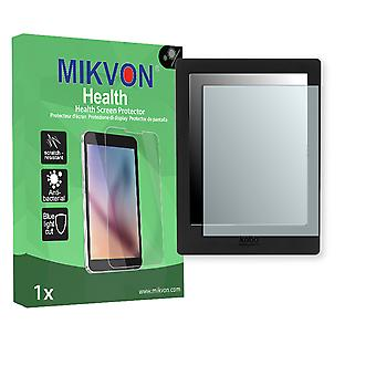 Kobo Aura H2O Screen Protector - Mikvon Health (Retail Package with accessories)