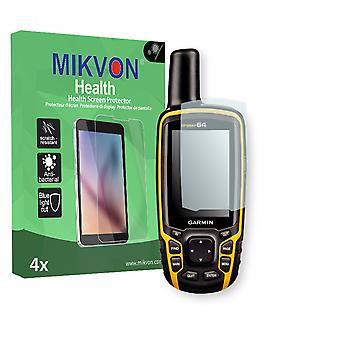 Garmin GPSMAP 64 Screen Protector - Mikvon Health (Retail Package with accessories)