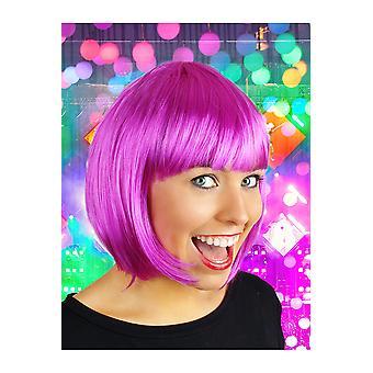 Bob Parrucche Parrucca Sophia Purple