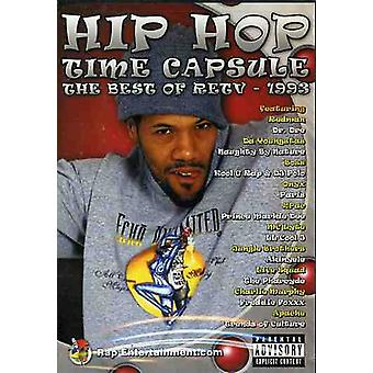 Hip Hop Time Capsule-1993 [DVD] USA import