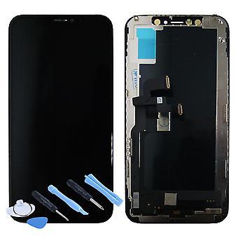 Display LCD Komplett Einheit Touch Panel für Apple iPhone XS 5.8 Zoll Schwarz