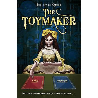 The Toymaker by Jeremy de Quidt - Gary Blythe - 9780552575003 Book