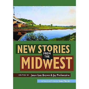 Nya berättelser från Mellanvästern av Jason Lee Brown - Jay Prefontaine - 9