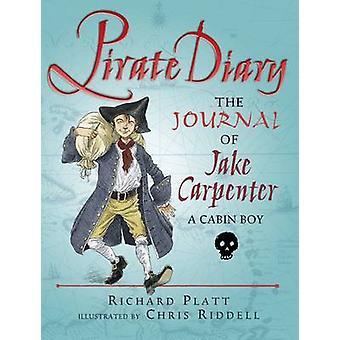 Libro diario pirata por Richard Platt - Chris Riddell - 9781406352658