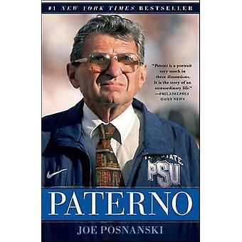 Paterno by Joe Posnanski - 9781451657500 Book