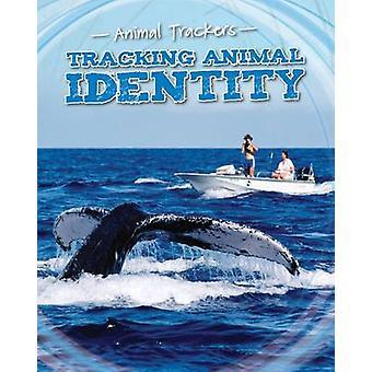 تتبع الهوية الحيوانية توم جاكسون-كتاب 9781474702393