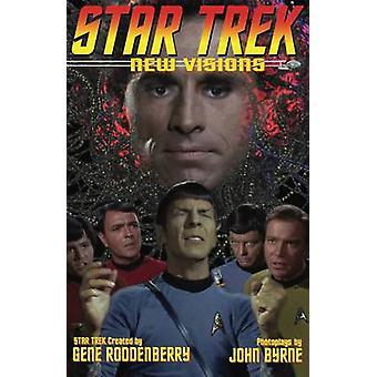 Stjärniga Trek - volym 4 - nya visioner av John Byrne - John Byrne - 9781631