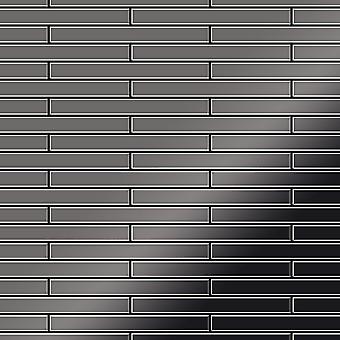 Metal mosaic Titanium ALLOY Deedee-Ti-SM
