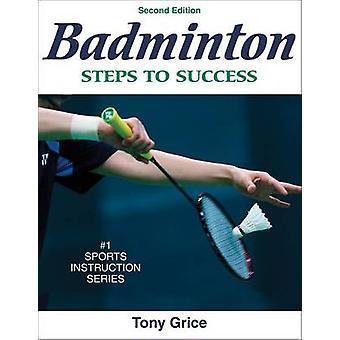 Badminton (2: a reviderade upplagan) av Tony Grice - 9780736072298 bok