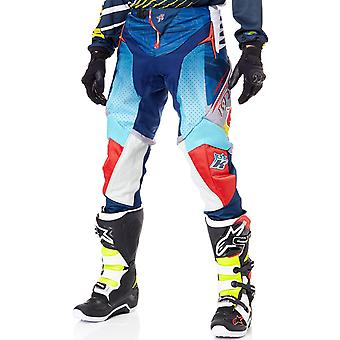 Kini Red Bull Navy-White Competition MX Pant
